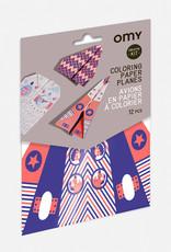 Omy Vliegertje van papier _ creatieve kit