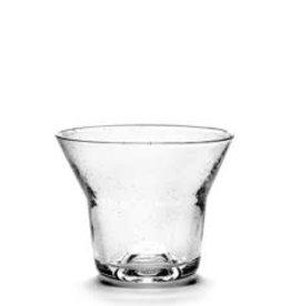 Serax Glas S Paola Navone  _ aperitiefglas _ Ø10 cm H8 cm _ 15 CL