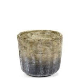 Serax Afgeronde antiek pot _ Ø13,5 cm * H13 cm