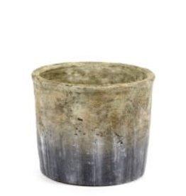 Serax Afgeronde antiek pot- Ø17,5 cm * H 14,5 cm
