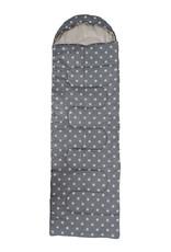 Bloomingville Slaapzak _ grijs_polyester_L195 x W70 cm