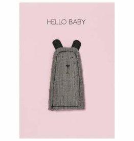 Räder Geboortekaartje HELLO BABY