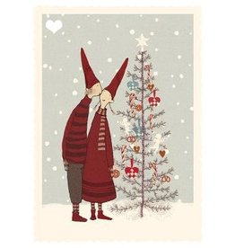 Maileg Kaart kerstboom 10,5 x 7,5 cm