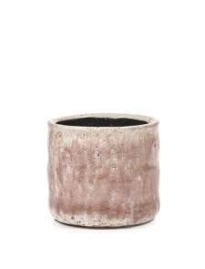 Serax Pot _ gevlamd roze Ø12,5 H11 cm
