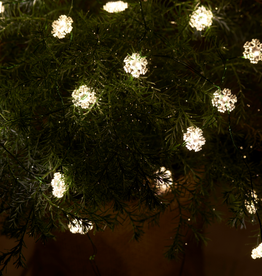 Sirius Nynne snowflakes 40L clear/green(binnen&buiten)
