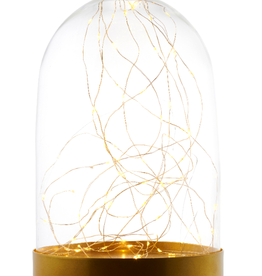 Sirius Bianca Dome Gold 80L H34cm