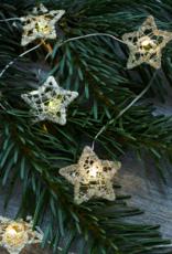 Edith Star, 10L, Goud/glitter