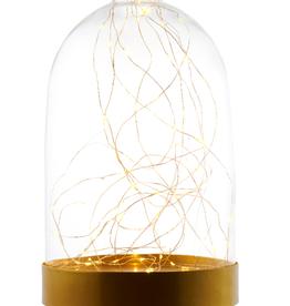 Sirius Biance Dome Gold 20L, H19cm