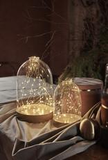 Sirius Bianca Dome Gold 20L, H19cm