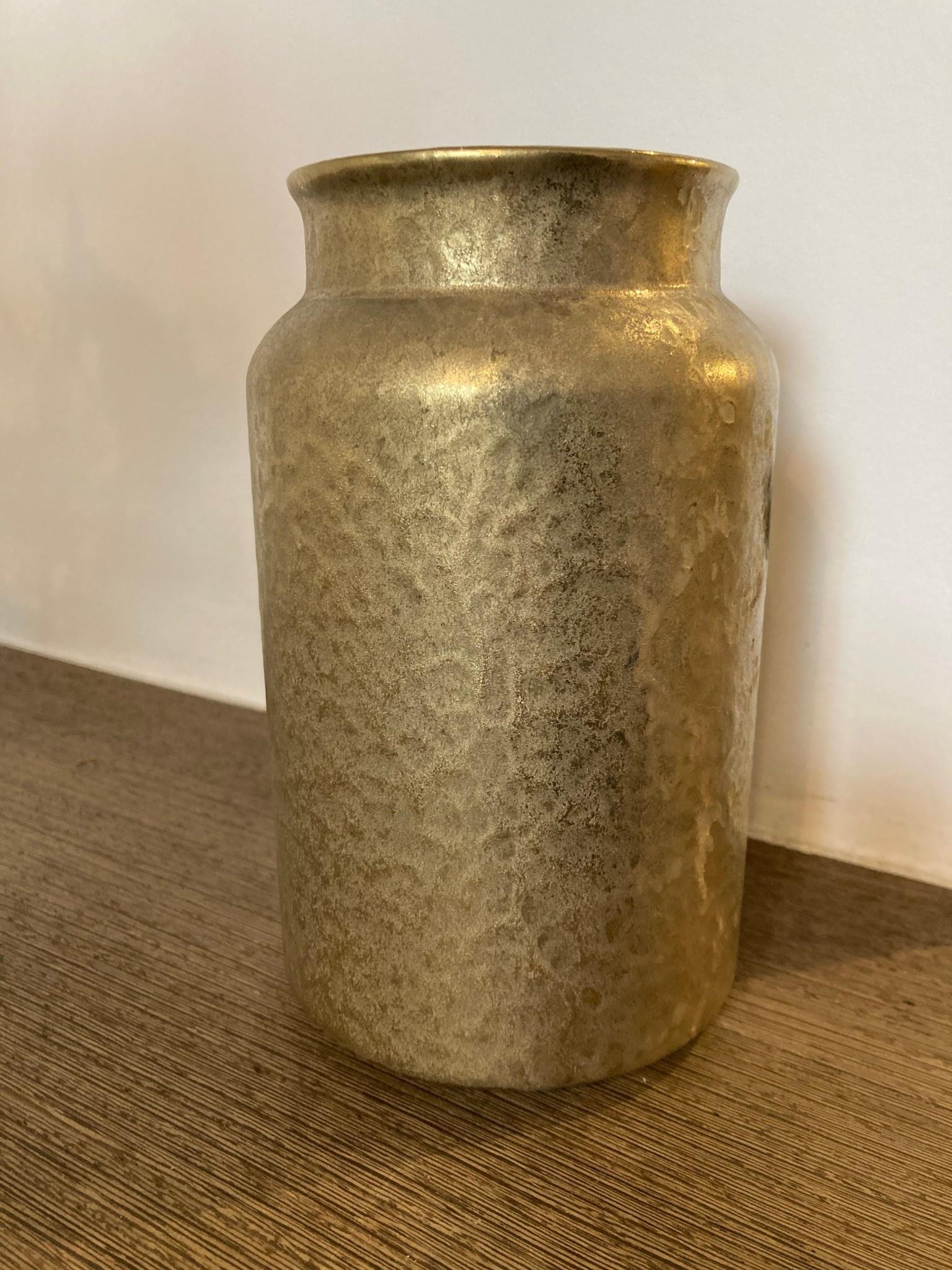 Lausanne goud melkbus 12x20cm