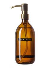 Wellmark Afwasmiddel bruin glas - 500 ml