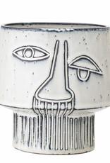 Sacad Flowerpot Grijs