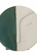 Talia muurvaas, groen