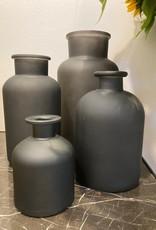 Dry glass black mat melkbus 15x25cm