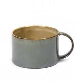 Serax Koffietas misty grey/smokey blue