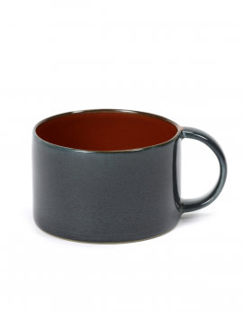 Serax Koffietas rust/dark blue