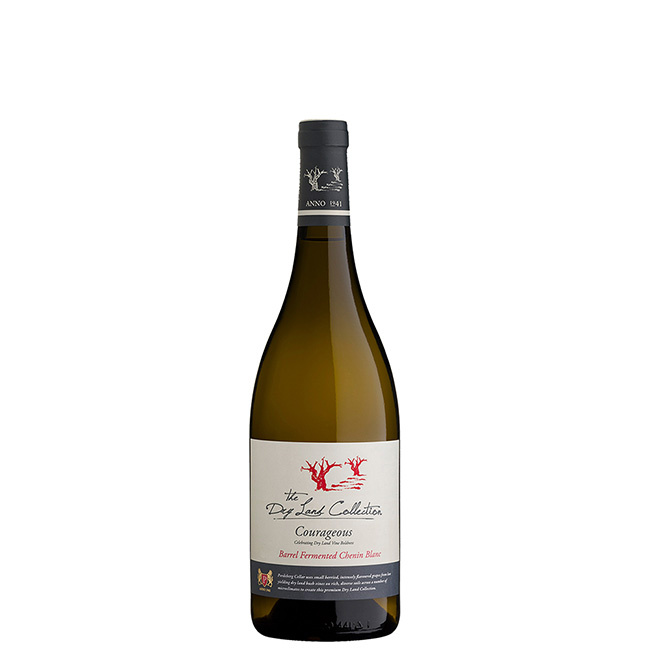 The Dry Land Collection Barrel Fermented Chenin Blanc