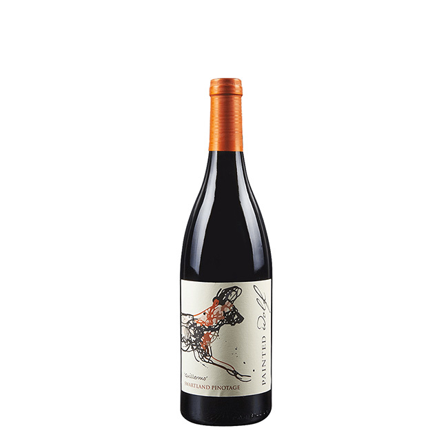 Painted Wolf Swartland Guillermo Pinotage