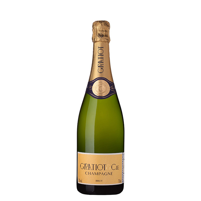 Champagne Gratiot Almanach N°1 Brut