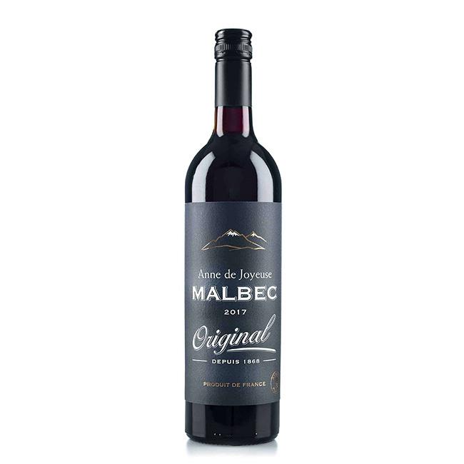 l'Original Malbec Pays d'Oc