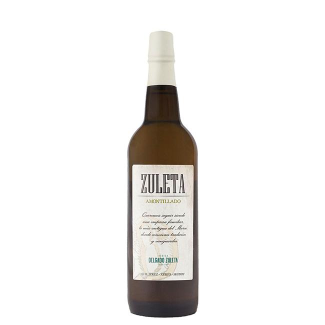 Delgado Zuleta Sherry Amontillado - 17,5° vol.