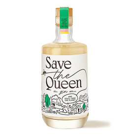 Gin Save the Queen  - 46° vol.
