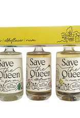 Save the Queen Mini Bottle Tripack