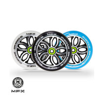 mgp mfx switchblade 120mm wheel Ryan Wheels White