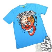 T-Shirt Muerte - Blue