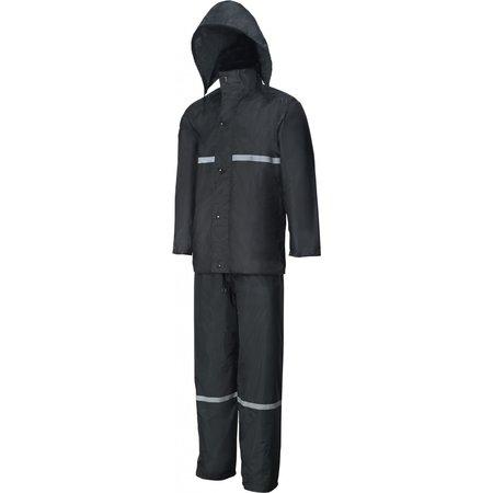 Regenpak XXL Rain suit black XXL