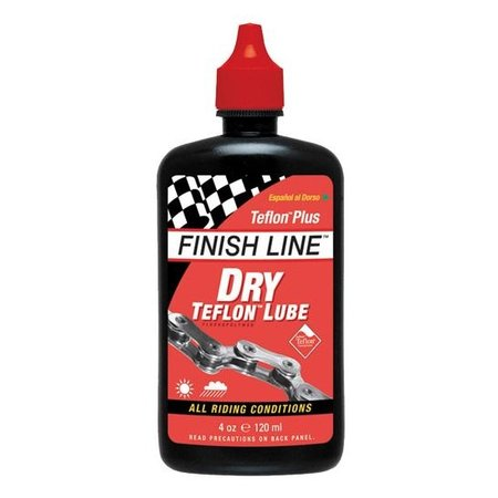 Finish Line Dry bike Lubricant