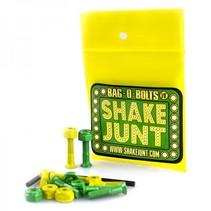 Shake Junt All Green/Yellow 7/8 Allen Bolts