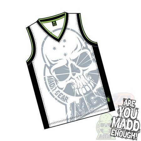 madd gear madd gear shattered vest S
