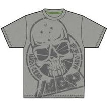 Madd gear shattered tee grey XL