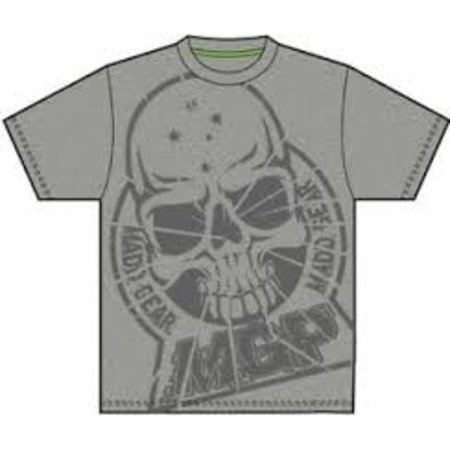 madd gear Madd gear shattered tee grey XL