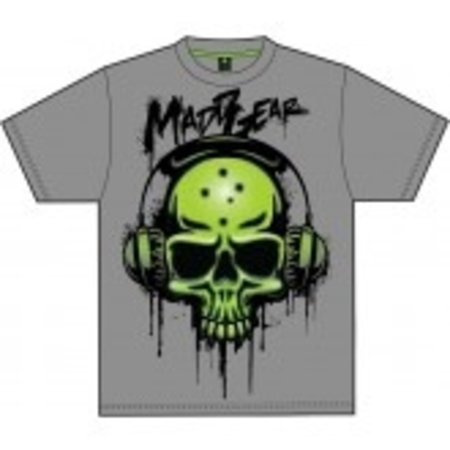 MGP madd gear kids basehead tee black XL