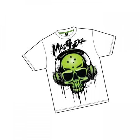 madd gear Kids Basehead tee XL