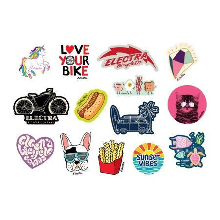 Electra Decal Electra Sticker Pack 2.0
