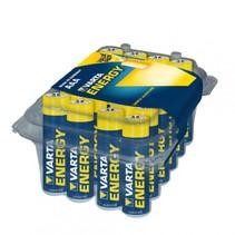 Batterij Energy Alkaline AAA/LR03 (Box = 24stuks)