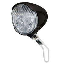 Koplamp LS583 Bike-i Retro - Zwart - 15-Lux -