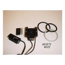 Computerdl sensorset v wiel fiets 2 cr2032 schuif