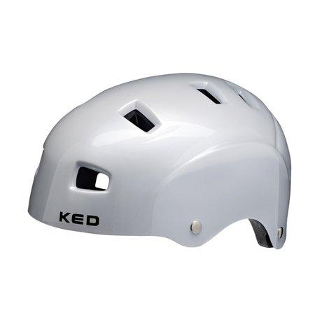 KED Fietshelm KED 5Forty M (52-58cm) - Pearl