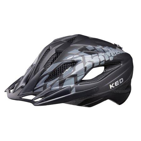 KED Fietshelm KED Street Jr. Pro S (49-55cm) - zwart