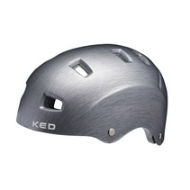 Fietshelm KED Risco M (54-58cm) - mat grijs