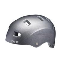 Fietshelm KED Risco L (57-62cm) - mat grijs