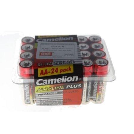 CAMELION Batterij R6/AA Penlite Alkaline (box á 24 stuks)