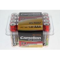 Batterij R03/AAA Alkaline (box a 24 stuks)