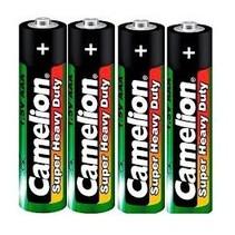 Batterij Camelion R6/AA 1.5V  (4-stuks)
