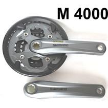 Crankstel 9-speed Alivio M4000 Octalink