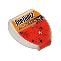 Icetoolz airdam pleisters zelfklevend, doosje à 6
